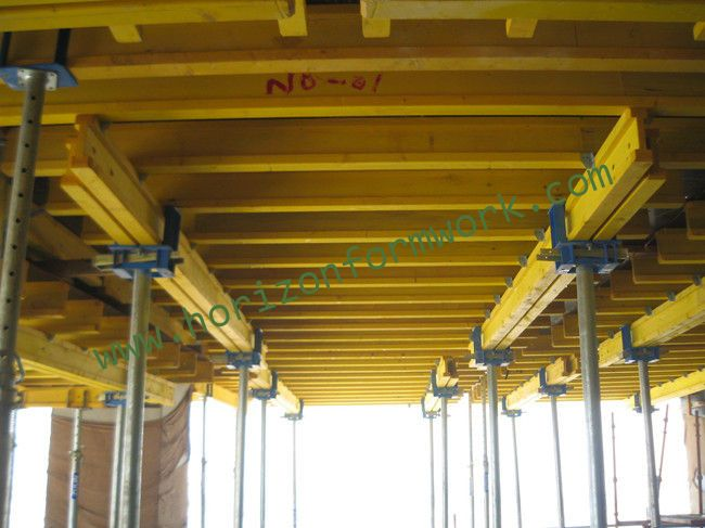 Table formwork, slab formwork, decking, floor formwork