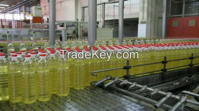 CRUDE SUNFLOWER OIL in Bulk from Ukraine