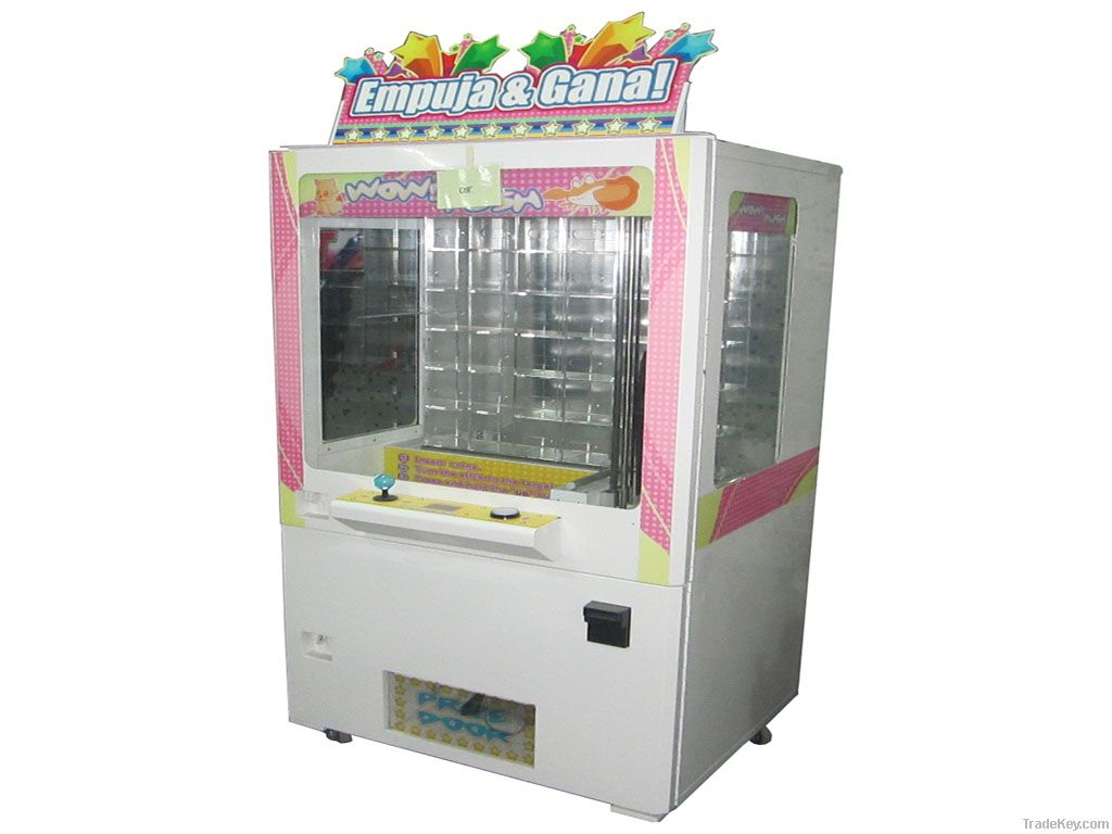 Opinions on The Gift Machine