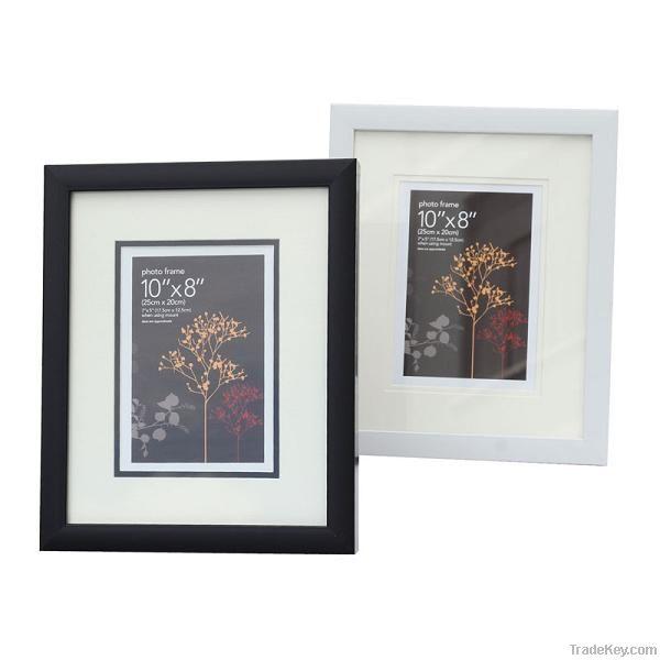 2012 newest simple&elegent balck ps photo frames