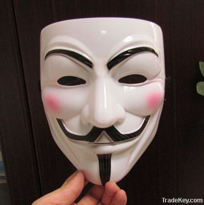 halloween-party-...V For Vendetta Mask