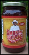 Smokin Joe Jones BBQ Sauce