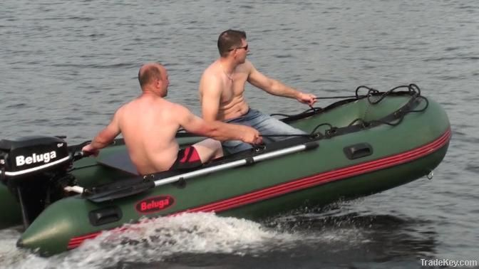 лодка белуга грин 360 цена