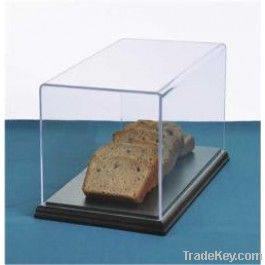 Clear Acrylic Display Box With Base