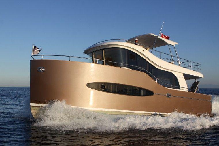 Trawler Yachts