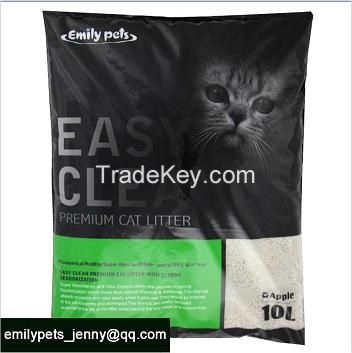 ball shaped Bentonite cat litter