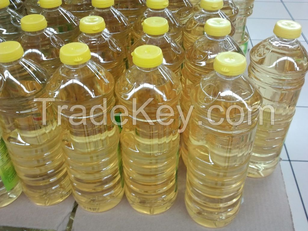 Plant and seed oils