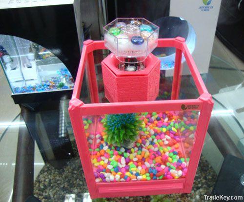 new humidifier aquarium fish tank with drawer