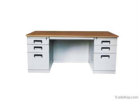 Functional steel Office Desk