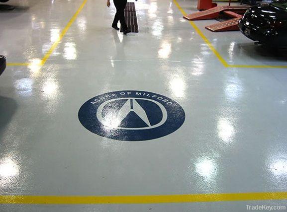 Kuwait Epoxy Floors Contractor