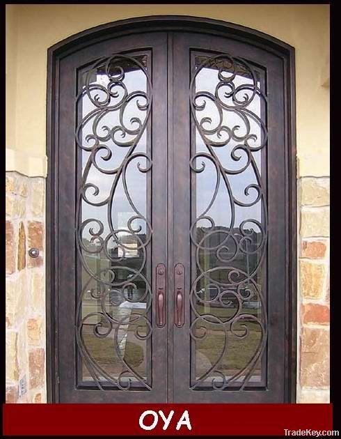 Steel Door Design Iron Grill Design