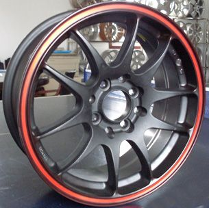 Aluminum Alloy Rim Wheel
