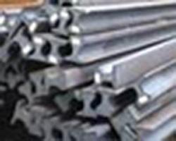 steel rail/light rail/heavy rail/crane rail/railway/iron rail