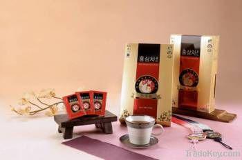 RED GINSENG TEA GOLD