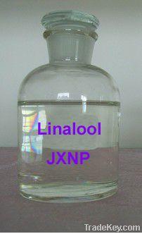 linalool sysnthesis acetone