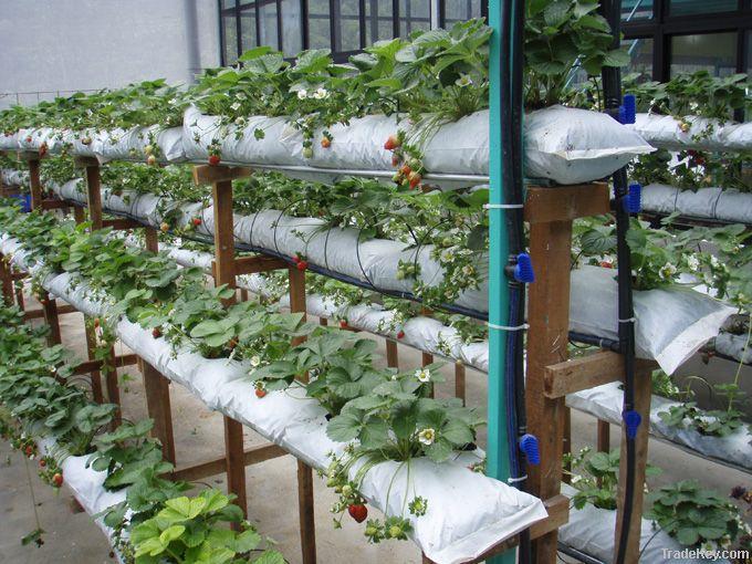 NEW GREEN GROW BAGS, COIR FIBER PEAT