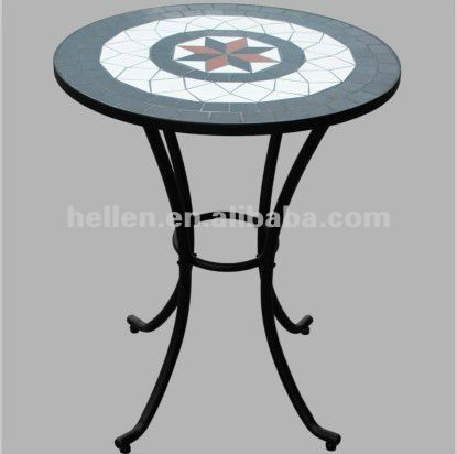 60cm 24 Quot Round Dining Table And Chairs Set Wrought Iron