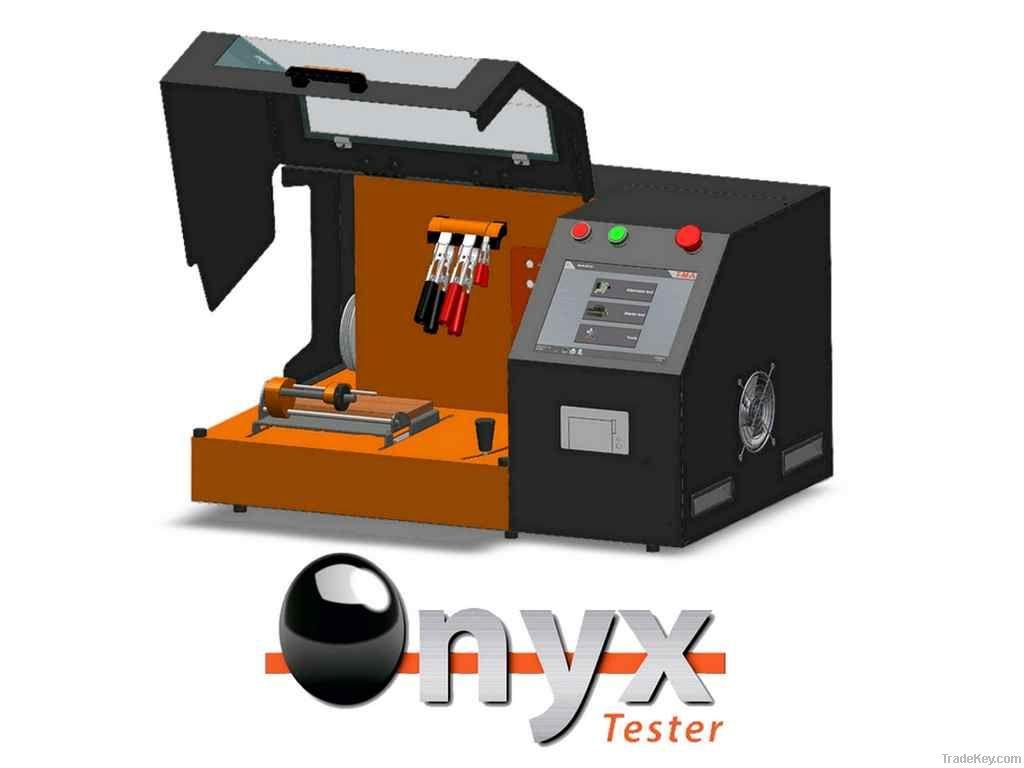 onyx tester alternator starter test bench photo and