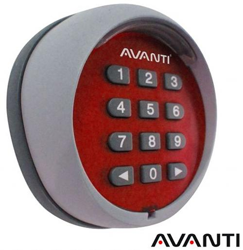 Digital Wireless Keypad Avanti By Avanti Superlift Garage