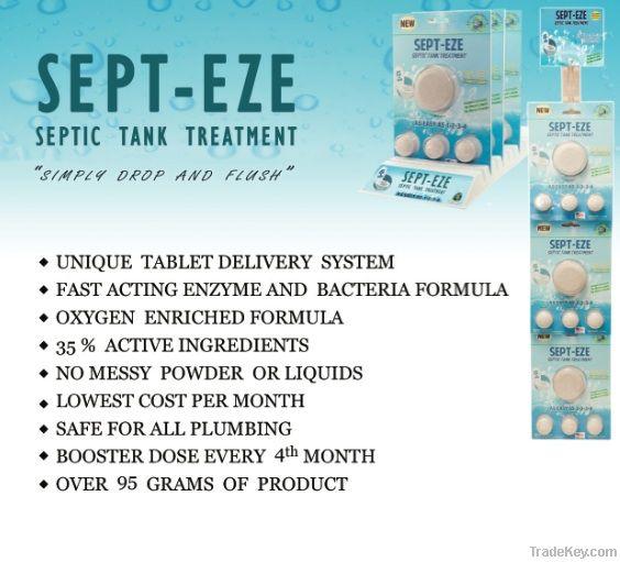 Sept-Eze Septic Tank Treatment