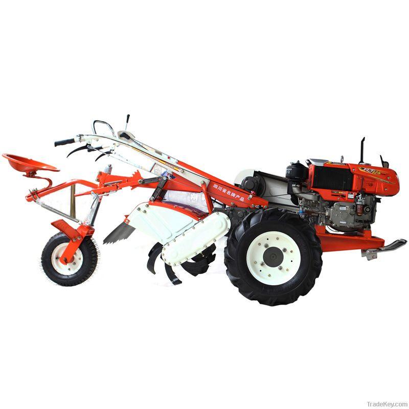 Tractor Tiller Product : Walking tractor power tiller gy