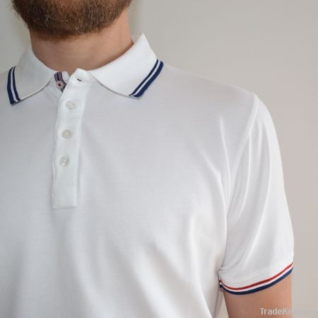 Mens Nautical Polo