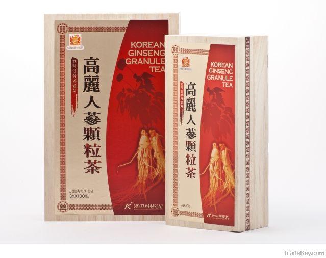 Korean Ginseng Granular Tea