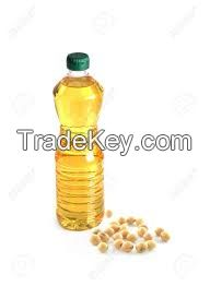 Refined Soybean Oil for human consumption
