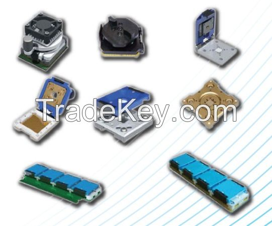 Test Socket for IC Test