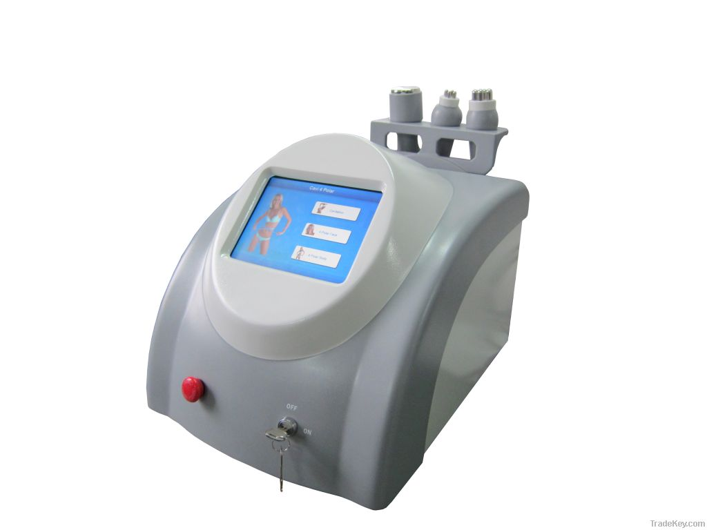 Cavitation+4polar RF machine for slimming and body shaping DY-E2/A