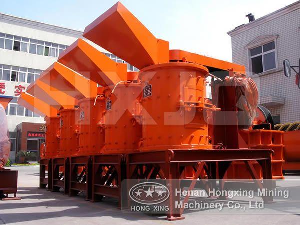 green energy hongxing impact crusher