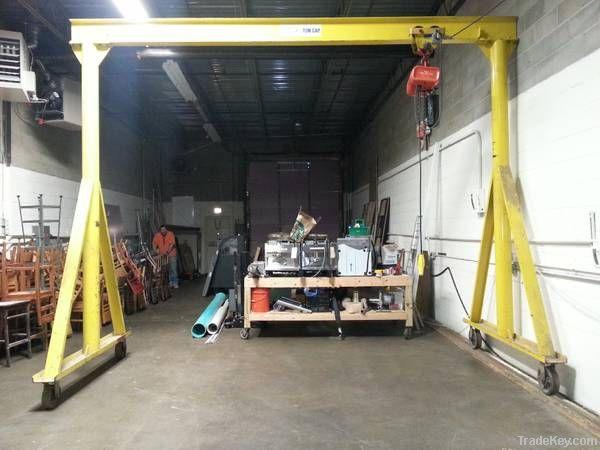 Mobile Gantry Crane Nz : Ton rolling electric gantry crane cranes tradekey