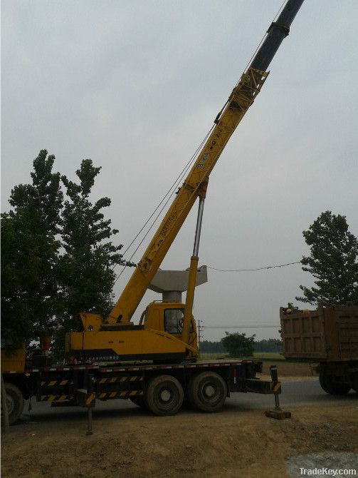 Used xcmg crane cheap crane used cat motor grader used for Motors used in cranes
