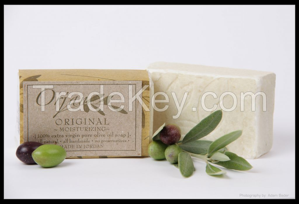 Orjan Olive Oil Soap Bar