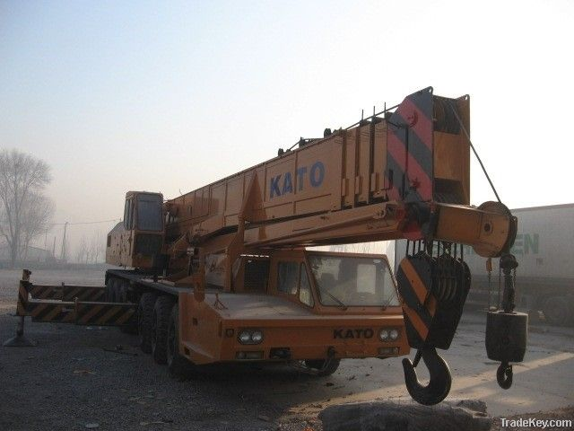 Used cranes kato nk800e used motor graders caterpillar for Motors used in cranes