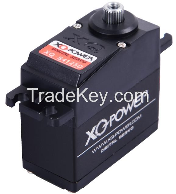 New arrival high voltage digital servo XQ-S4125D