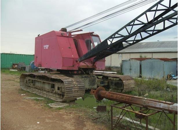 Link Belt Crawler Cranes : Link belt crane pictures teenage quizes