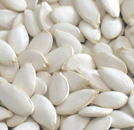 Snow White Pumpkin Seeds