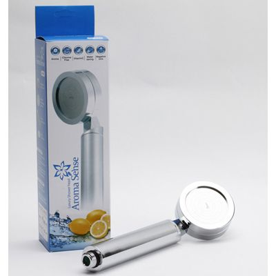 Aroma Sense - Chlorine Neutralizing Vitamin C Shower Head