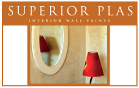 Superior Plas Interior Wall Paint/Coatings