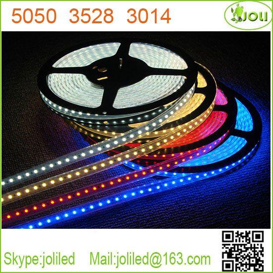 Waterproof RGB LED Flexible Strip Light