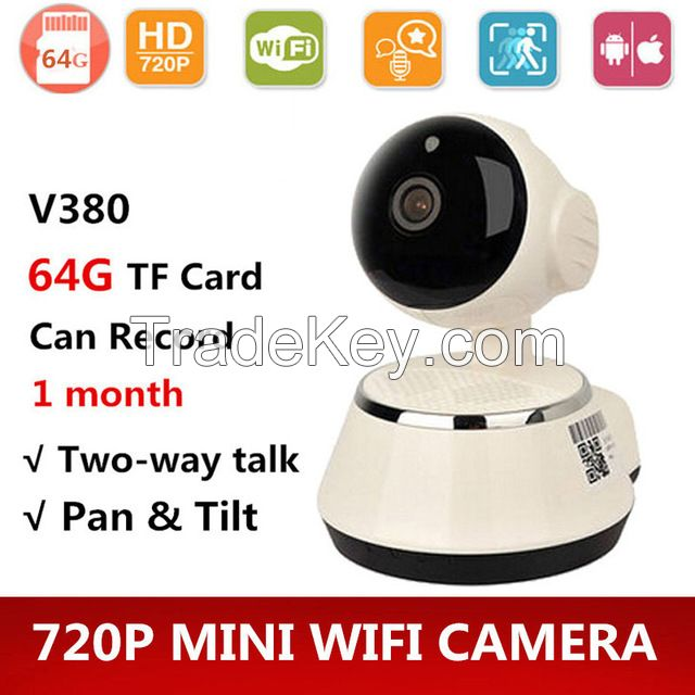 V380 HD 720P Wifi Camera
