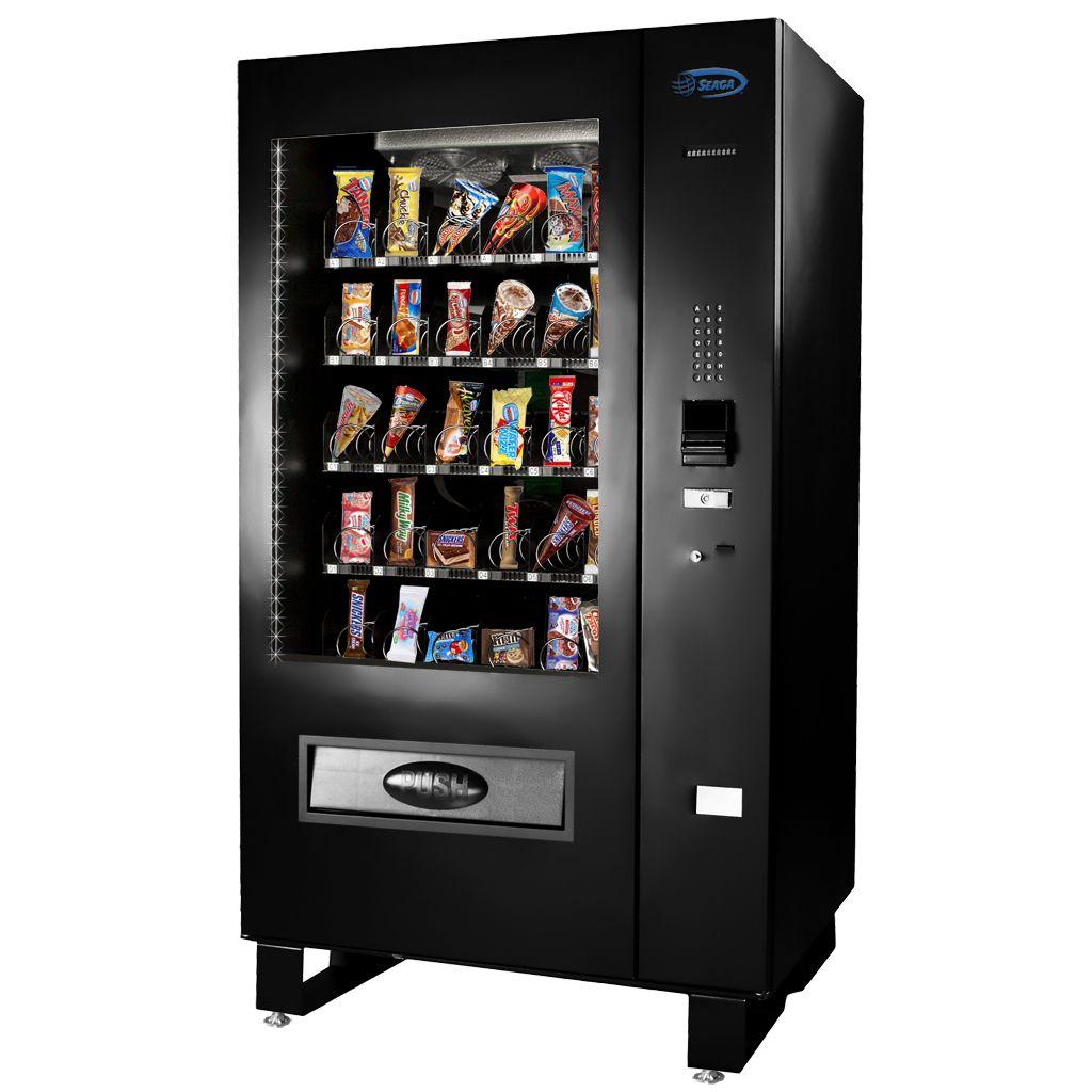 Frozen Food and Ice Cream Vending Machine
