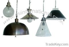 Pendant Lamp | Wall Lamp