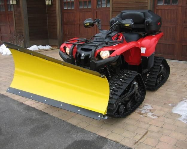 Eec 500cc Atv 4x4 With Snow Plough Hot Selling Ce Atv Quad Bike