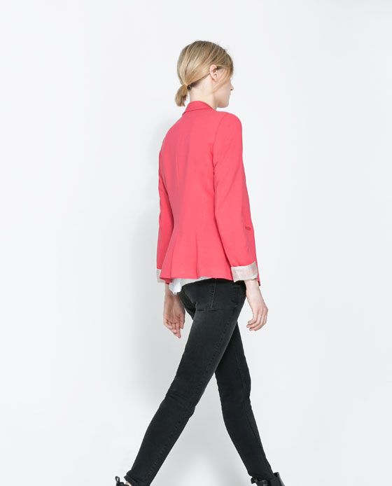 ladies office wear blazer