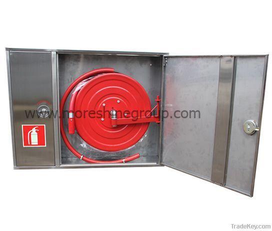 Hose reel & extinguisher cabinet