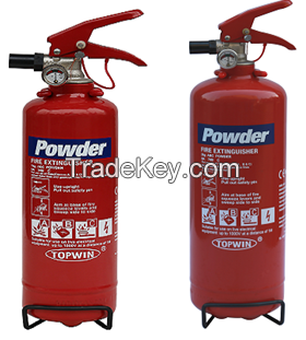 CE(EN3-8) Approved Powder Extinguishers 1kg 2kg 3kg