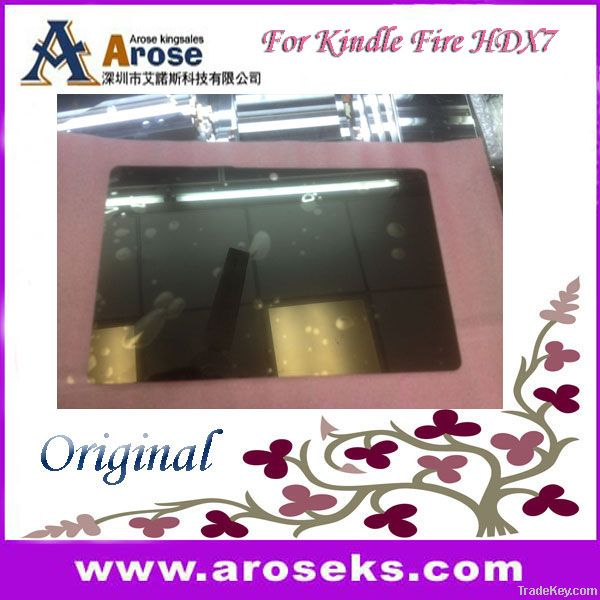 LD070WU2-SM01 Panel Spare parts For Kindle Fire HDX 7