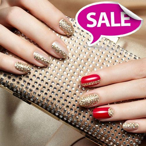 Hot sale 3D Nail Sticker
